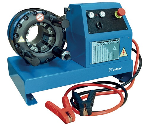 12V Battery crimping machine P20 CS