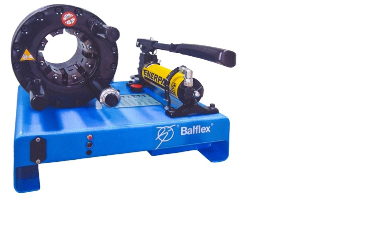 Manual pump crimping machine P20 HP